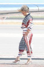 JENNIFER LOPEZ Leaves St. Tropez 08/01/2021