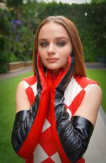 JOEY KING  - The Kissing Booth 3 Promotional Press Photoshoot, August 2021