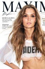 JOSEPHINE SKRIVER for Maxim Magazine, September/October 2021