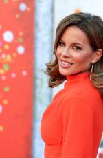 KATE BECKINSALE at Suicide Squad Premiere in Los Angeles 08/02/2021