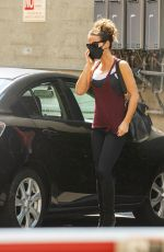 KATE BECKINSALE Out and About in Beverly Hills 08/17/2021