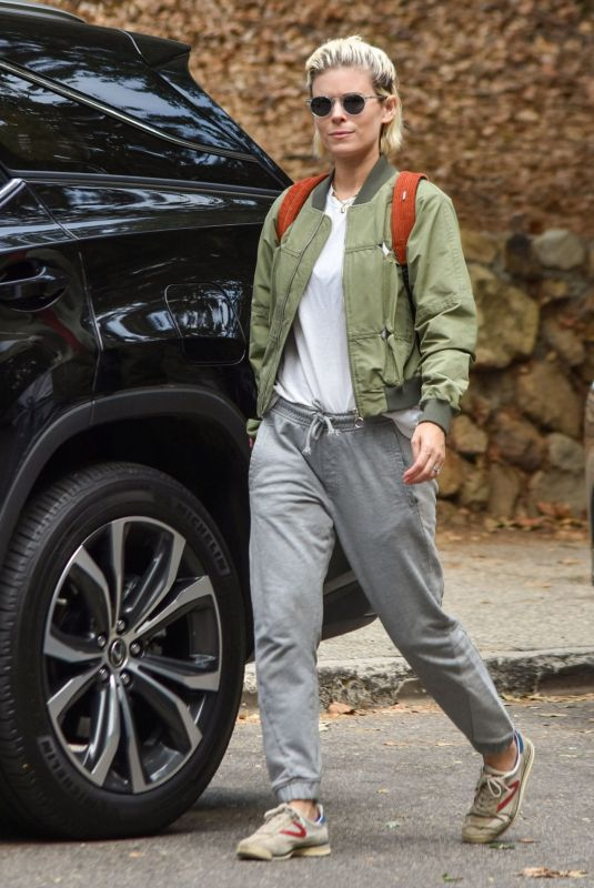 KATE MARA Out and About in Los Angeles 08/23/2021