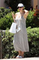 KATHARINE MCPHEE Out for Lunch at Honor Bar in Santa Barbara 08/06/2021