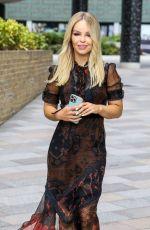 KATIE PIPER Leaves ITV Studios in London 08/05/2021