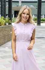 KATIE PIPER Leaves Loose Women in London 08/13/2021