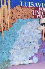 KATY PERRY at LUISAVIAROMA for UNICEF in Capri 07/31/2021