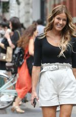 KELLY BENSIMON Out and About in New York 08/04/2021