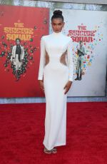 KELLY GALE at Suicide Squad Premiere in Los Angeles 08/02/2021