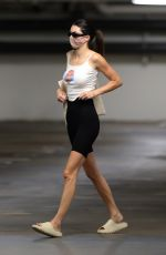 KENDALL JENNER Out and About in Los Angeles 08/01/2021