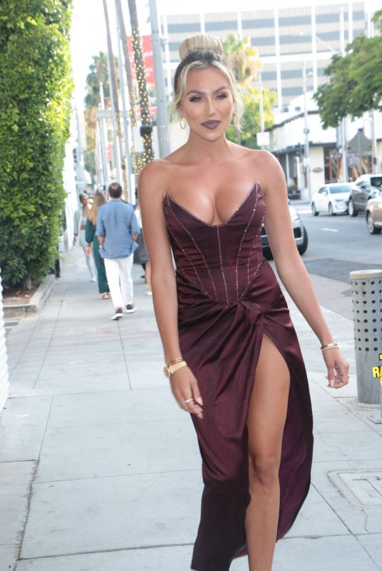KHLOE TERAE Out in Los Angeles 07/30/2021