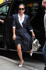 LADY GAGA Arrives at Radio City Music Hall in New York 07/31/2021