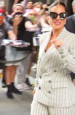 LADY GAGA at Radio City Music Hall in New York 08/02/2021