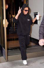 LADY GAGA Heading to Radio City Rehearsals in New York 08/03/2021
