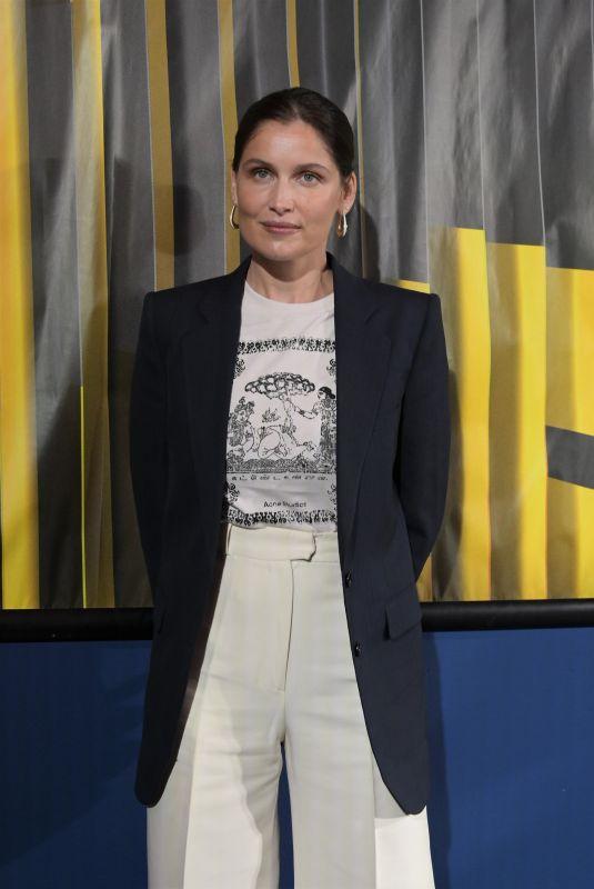 LAETITIA CASTA at Locarno Film Festival 08/04/2021