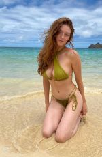 LARSEN THOMPSON in Bikini - Instagram Photos and Videos 08/11/2021