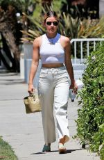 LUCY HALE Out Shopping in Los Angeles 08/03/2021
