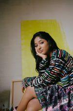 MAITREYI RAMAKRISHNAN for Teen Vogue Magazine, August 2021