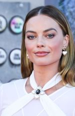MARGOT ROBBIE at Suicide Squad Premiere in Los Angeles 08/02/2021