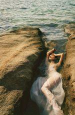 MEGHAN ROCHE in Vogue Magazine, Greece July 2021