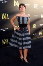 MERCEDES KILMER at VAL Premiere in Los Angeles 08/03/2021