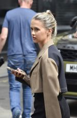MOLLY MAE HAGUE Out and About in Manchester 08/12/2021