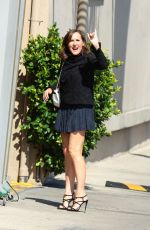 MOLLY SHANNON Out and About in Los Angeles 08/10/2021