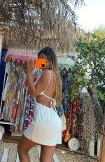 NICKY GILE - Instagram Photos 08/08/2021