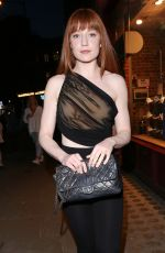 NICOLA ROBERTS at Van Gogh Immersive Experience Private View in London 08/03/2021