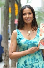 PADMA LAKSHMI Promotes Her New Children