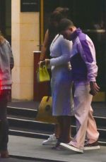 PRIYANKA CHOPRA and Nick Jonas Leaves Dorchester Hotel in London 08/03/2021