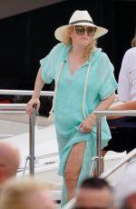 REBEL WILSON on Vacation in Saint-Tropez 08/10/2021
