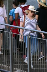 REBEL WILSON Out on Vacation in Italy 08/05/2021