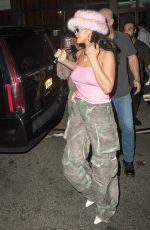 RIHANNA Night Out in New York 07/31/2021