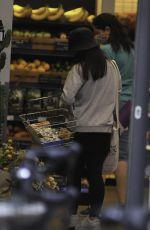 RUXANDRA POROJNICU Shopping at General Store in Salford 08/04/2021