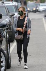SARAH MICHELLE GELLAR Out for Coffee in Santa Monica 08/04/2021
