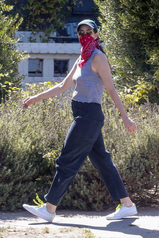 SARAH SILVERMAN Out in Los Feliz 08/01/2021