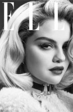 SELENA GOMEZ in Elle Magazine, August 2021