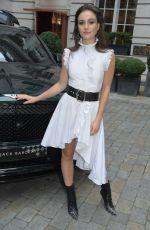 SOPHIE SKELTON at Bentley Motors x Macallan Launch Party in London 08/04/2021