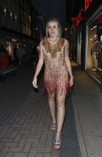 SOPHIE TEA Out and About in London 07/30/2021