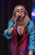 TATE MCRAE Performs at Lollapalooza in Chicago 07/31/2021