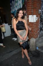 VANESSA BAUER at Van Gogh Immersive Experience Private View in London 08/03/2021
