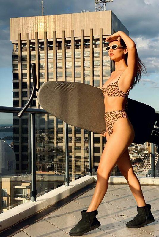 VICTORIA JUSTICE in Bikini – Instagram Photos 08/11/2021