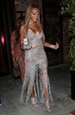 WINNIW HARLOW Out for Dinner at TAO in Los Angeles 08/04/2021
