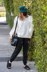 ADDISON RAE and MADDIE ZIEGLER  at Pilates Class in West Hollywood 09/19/2021