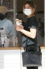 ADDISON RAE Out for Ice Cream in Century City 09/04/2021