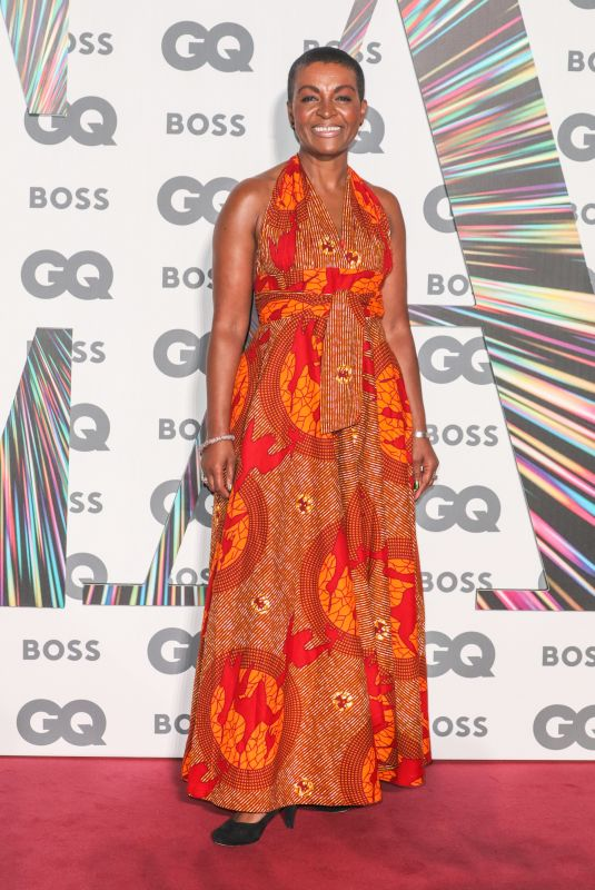 ADJOA ANDOH at GQ Men of the Year Awards 2021 in London 09/01/2021