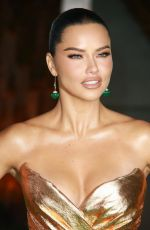 ADRIANA LIMA at Academy Museum of Motion Pictures Opening Gala in Los Angeles 09/25/2021