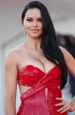 ADRIANA LIMA at Madres Paralelas Premiere at 2021 Venice Film Festival 09/01/2021