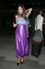 ALEXA CHUNG at GQ Awards Afterparty in London 09/01/2021