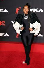 ALICIA KEYS at 2021 MTV Video Music Awards in Brooklyn 09/12/2021